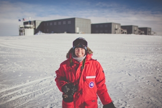 South Pole Pic